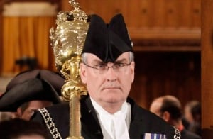 Kevin Vickers Sergeant-at-arms Ottawas shooting