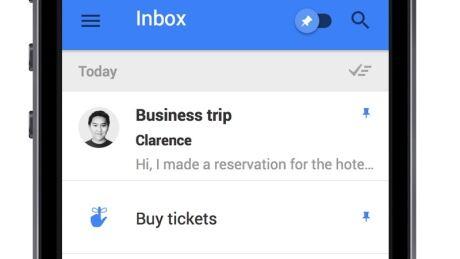 Google Inbox Gmail Management Tool