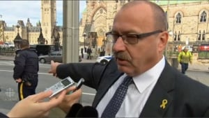 Ric McIver interviewed on Wellington