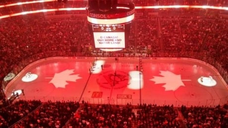 Pittsburgh Penguins Show Solidarity By Playing 'O Canada'
