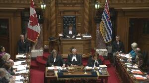 B.C. Legislature, Oct. 22, 2014