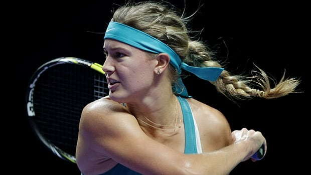 Eugenie Bouchard is the first Canadian to reach the final of a Grand Slam in singles competition.