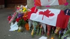 Nathan Cirillo memorial