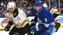 Hockey Night in Canada: Bruins vs. Maple Leafs