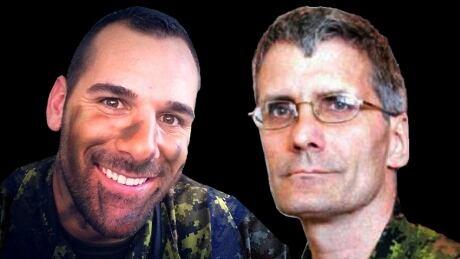 Condolences for Cpl. Cirillo and Warrant Officer Vincent