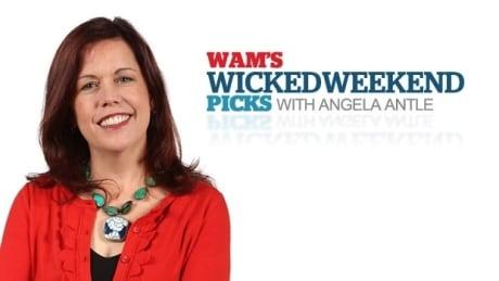 WAM host & producer Angela Antle