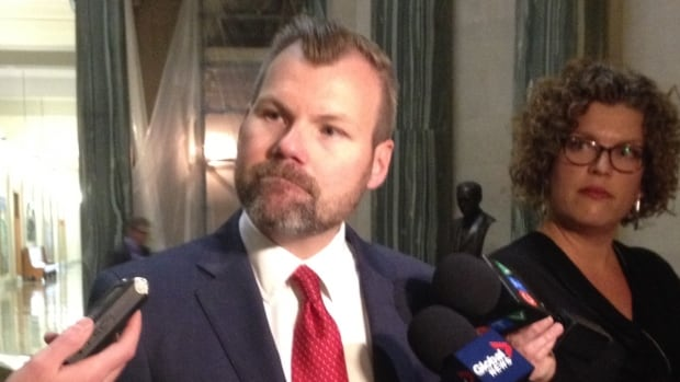 Saskatchewan Health Minister Dustin Duncan said the translators were part of the contract for Lean.