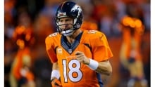 Manning throws 3 TD passes to Sanders, Broncos beat Chargers