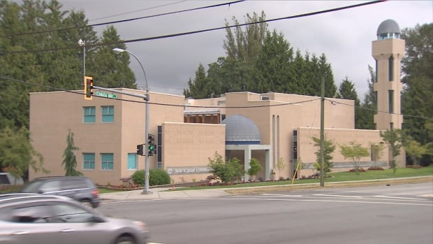 Masjid al-Salaam and Education Centre, mosque in Burnaby, B.C.