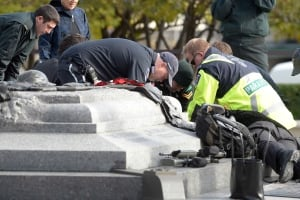 Ottawa Shooting CPR