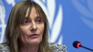 WHO Ebola Marie-Paule Kieny