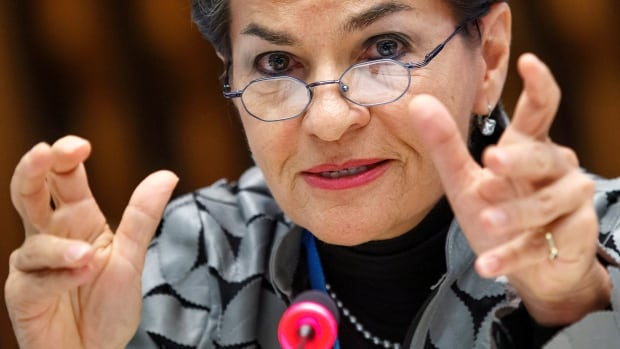 Christiana Figueres, executive secretary of the UN Framework Convention on Climate Change, says collective global efforts to tackle climate change can 'dramatically' slow emissions, in a report released today.