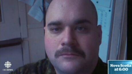 Cpl. Thomas Dixon was sent to an Edmonton jail after a suicide attempt.