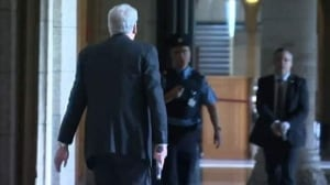 How Kevin Vickers subdued the Ottawa gunman