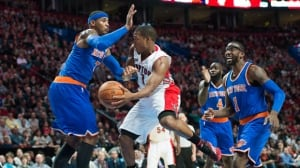 Montreal excluded from 2016 NBA Canada Series