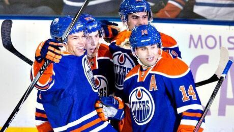 Oilers Celebration