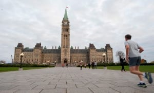 Parliament Reopens 20141025