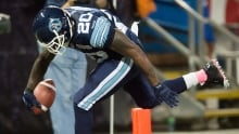 Argonauts down Tiger-Cats to keep CFL playoff hopes alive