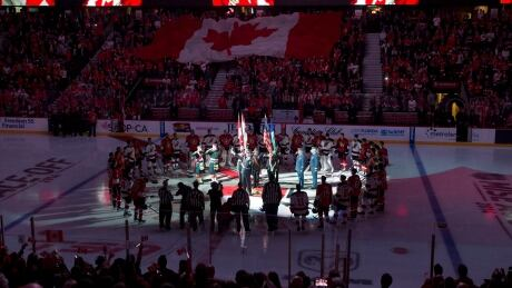 NHL Senators vs Devils Hockey 20141025