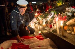 Ottawa Shooting Vigil 20141025