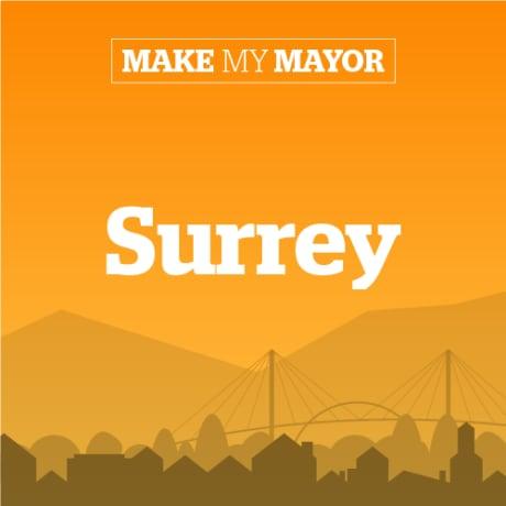 Make My Mayor - Surrey
