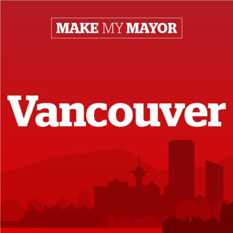 Make My Mayor - Vancouver