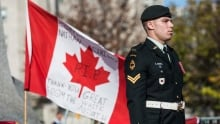 Cpl Nathan Cirillo memorial ceremony 82347488 Oct 24 2014