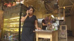 Vera Eftovska, Vancouver restaurant owner - Oct. 27, 2014