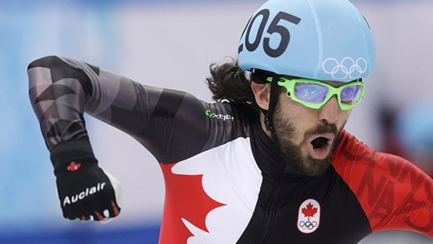 Short-track speed skater Charles Hamelin has thrilled Canadians with his three gold medals over the last two Olympics.