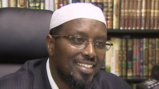 Adam Esse, the imam at the Nova Scotia Islamic Community Centre, said security is the main concern for him these days.