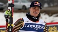 Erik Guay's World Cup downhill season delayed at least 2 races