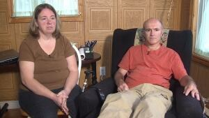 Kim and Pat Dunphy workers compensation CBC