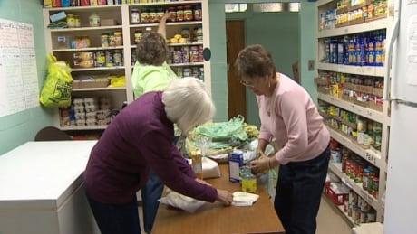 Food Bank Bridgewater Nova Scotia
