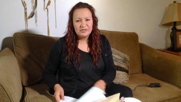 Laurie Ferland, a foster mother from the Misipawistik Cree Nation near Grand Rapids, Man., says she has applied to adopt the little girl she has cared for for nearly four years. Then, she plans to give up her foster care licence.