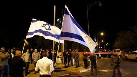 MIDEAST PALESTINIANS/ISRAEL SHOOTING