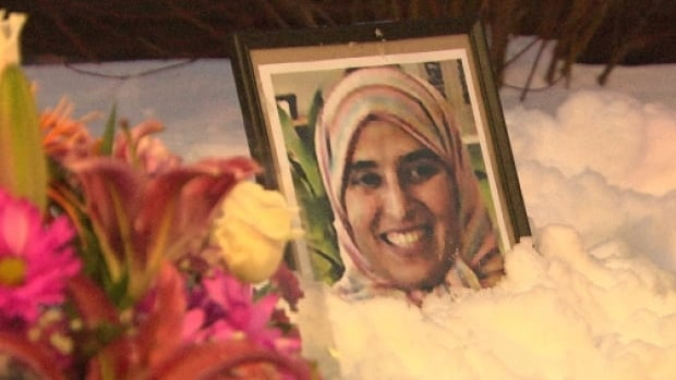 Naima Rharouity left behind her husband and two young children when she died on Jan. 30, 2014.