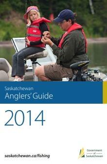 Saskatchewan Anglers' Guide 2014