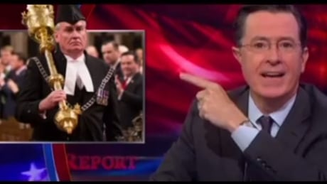 Stephen Colbert on Kevin Vickers