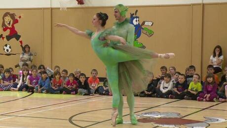 Ballet Jorgen Canada dancers