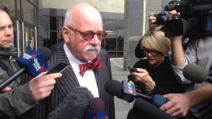 David Lutz, Justin Bourque's defence lawyer