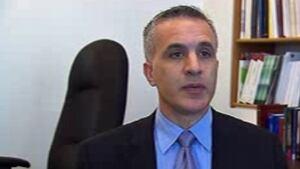 Intellectual property expert Richard Gold
