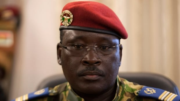 """Lt.-Col. Yacouba Isaac Zida will lead Burkina Faso through a """"period of transition,"""" it was announced Nov. 1, 2014. The """"form and duration"""" of that transition """"will be determined later,"""" the army said."""