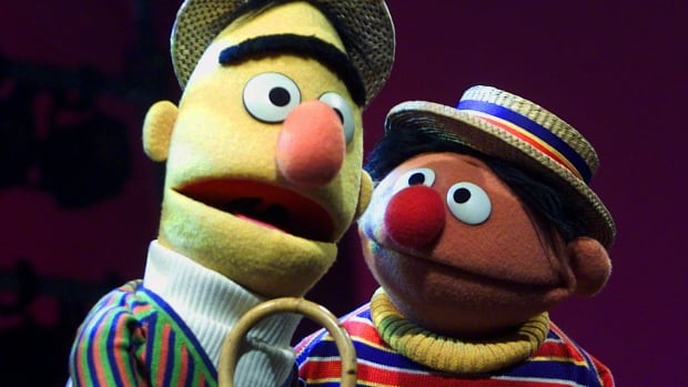 Sesame Street's original muppet characters, Bert and Ernie, still attract millions of viewers after 45 years on the air. The show first aired Nov. 10, 1969.