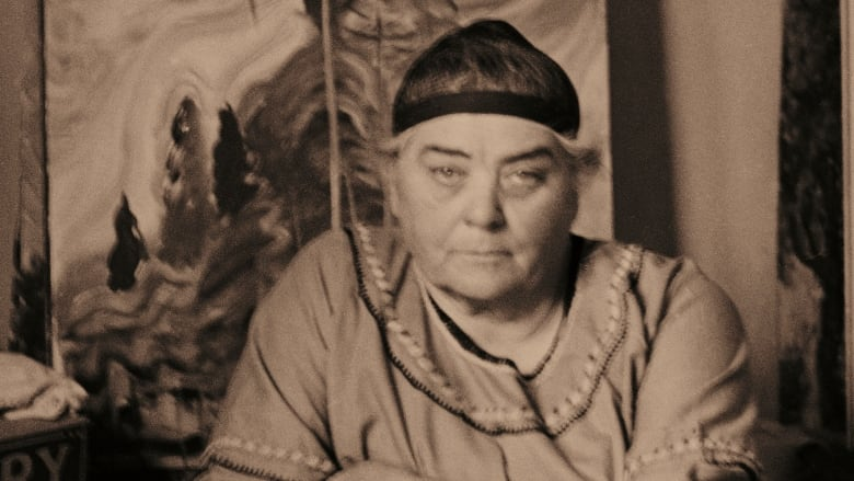 Emily Carr archival photo