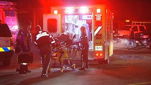 "Six girls and three boys were taken to hospital after attending the ""Spookland"" Halloween party in Cantley, Que. on Oct. 31. Traces of the date-rape drug GHB were found in the bloodstream of one of the female partygoers."