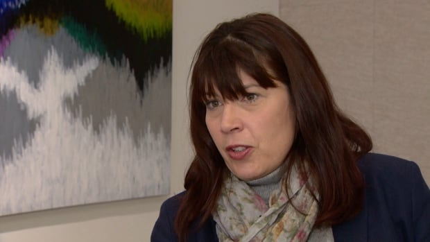 Trish Nicholson says it's hard enough finding a place to rent in Calgary without landlords charging a fee to show units to prospective renters.