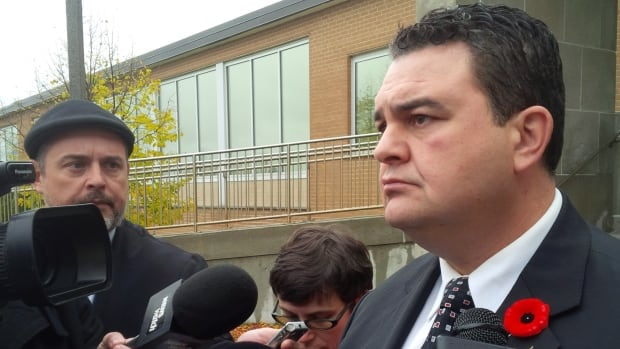 MP Dean Del Mastro, who was elected as a Conservative but stepped down from caucus after he was charged with spending too much on his 2008 campaign and covering it up, was found guilty on Oct. 31.