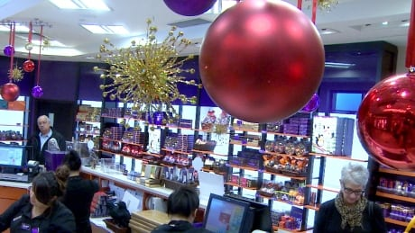 Christmas decorations are up and shoppers are poised for Black Friday deals - CBC.ca