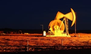 oil crude shale pumpjack bakken