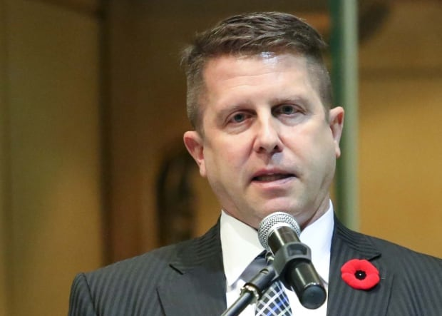 Andre Marin Ontario's ombudsman